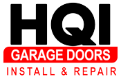 HQI Garage Doors install and Repair Logo